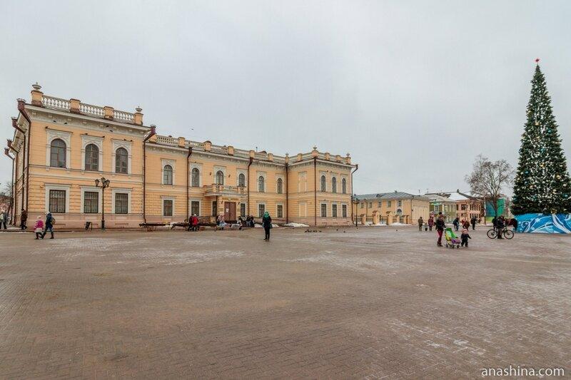 Музей кружева, Вологда