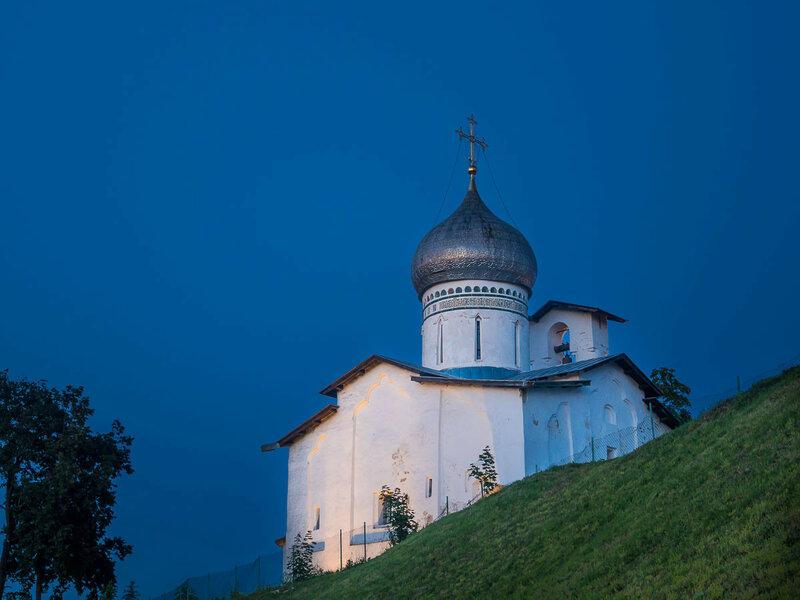 Церковь Петра и Павла с Буя.