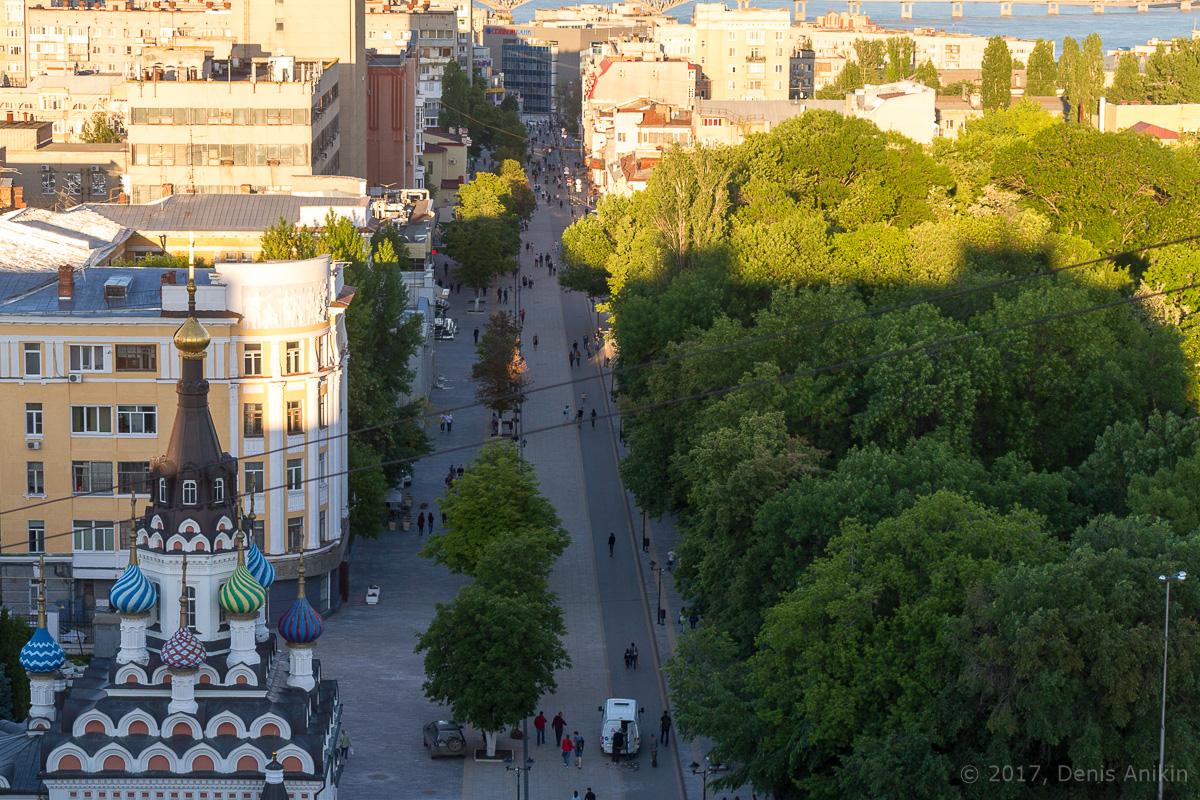 Улица Волжская с высоты фото 5