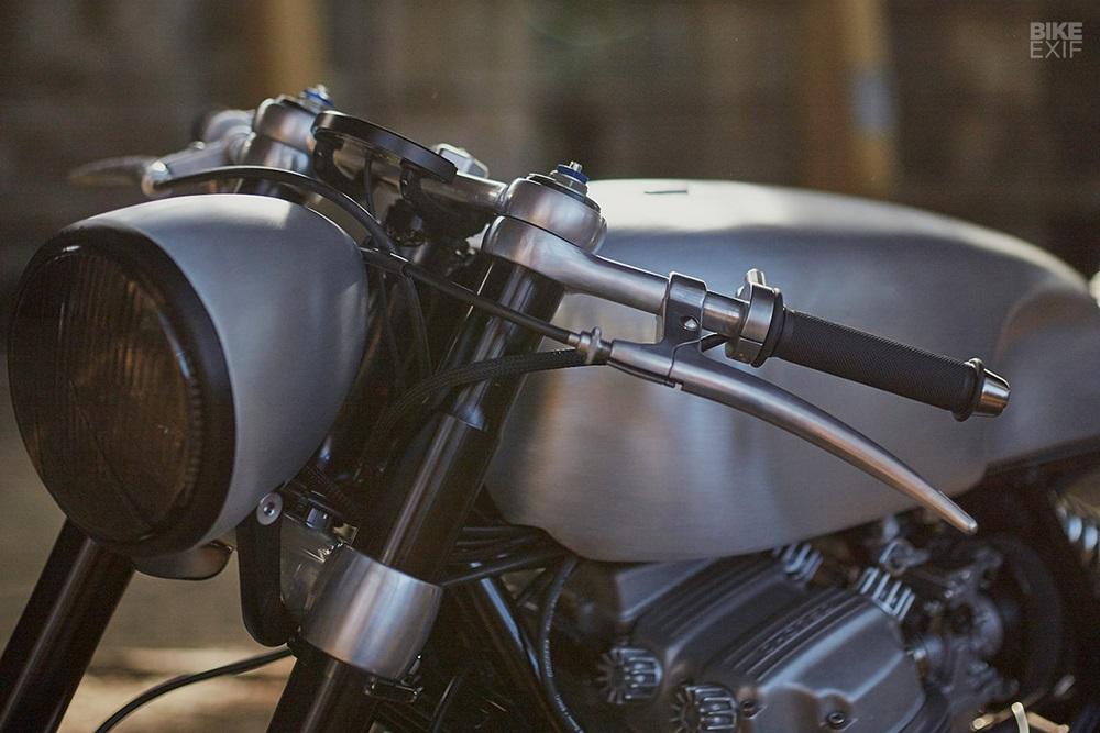 MessnerMoto: кафе рейсер Honda CB750