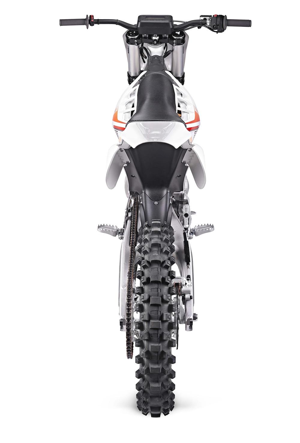 Электроцикл Alta Motor Redshift MXR 2018