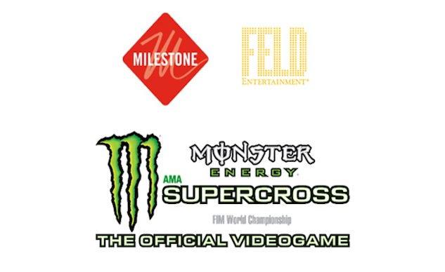 Видеоигру Monster Energy Supercross официально анонсировали