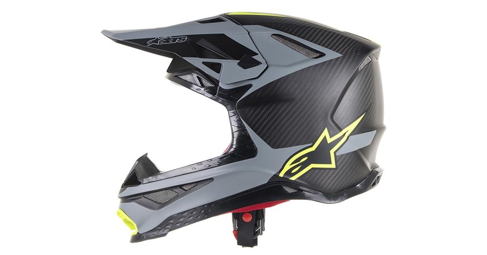 Внедорожный мотошлем Alpinestars Supertech SM10