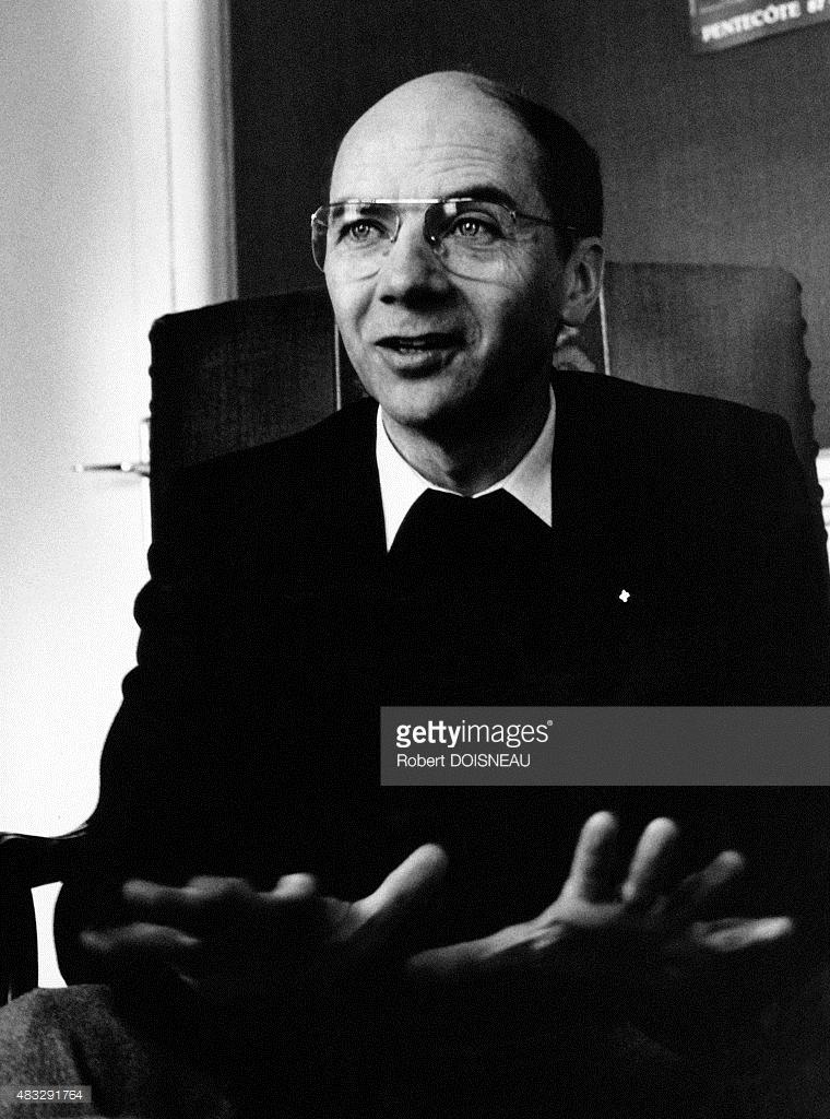 1988. Портрет епископа Жака Гайло, епископа Эврё.jpg