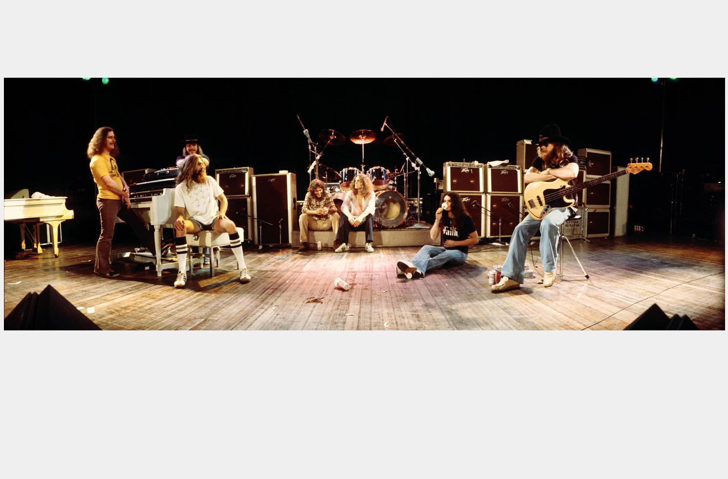 1975. «Lynyrd Skynyrd»