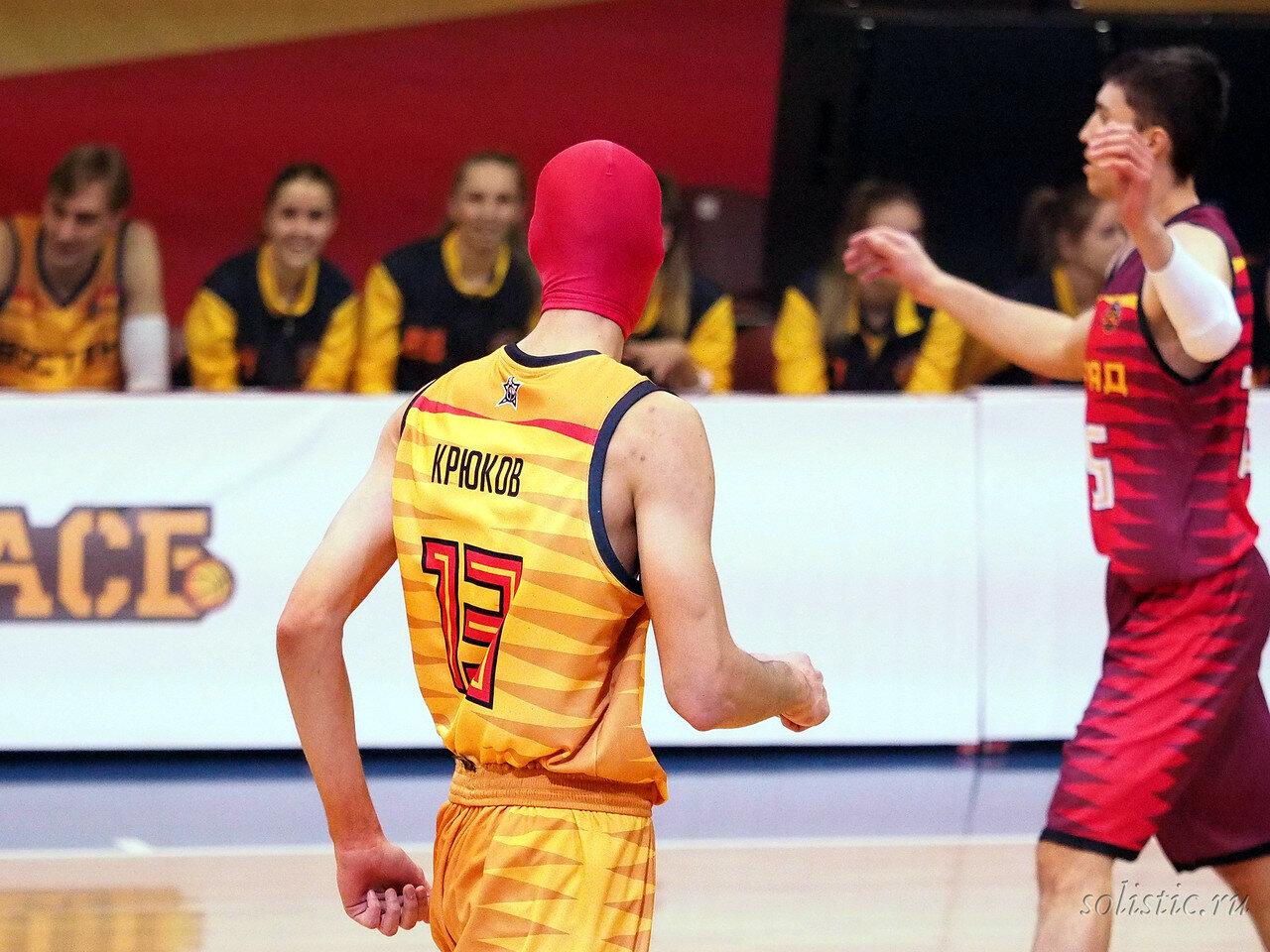 81 Матч звезд АСБ 2018 (ассоциации студенческого баскетбола)