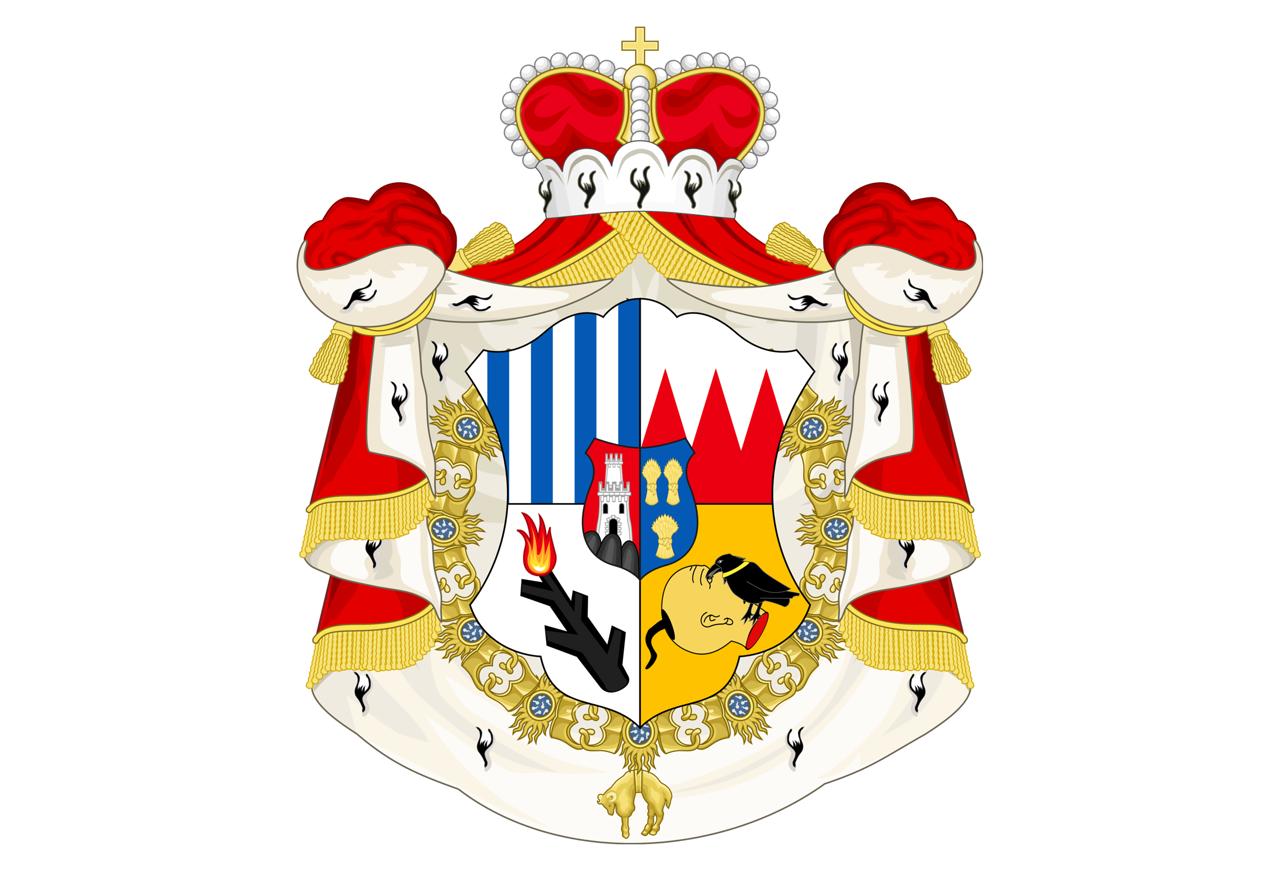 Герб семейства Шварценбергов
