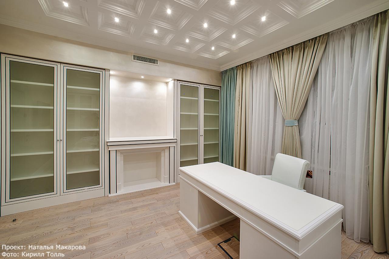 фотографии домашнего кабинета