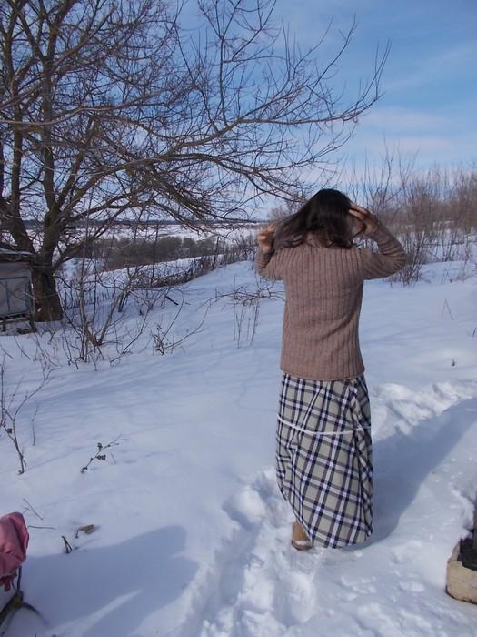 Солнечная юбка