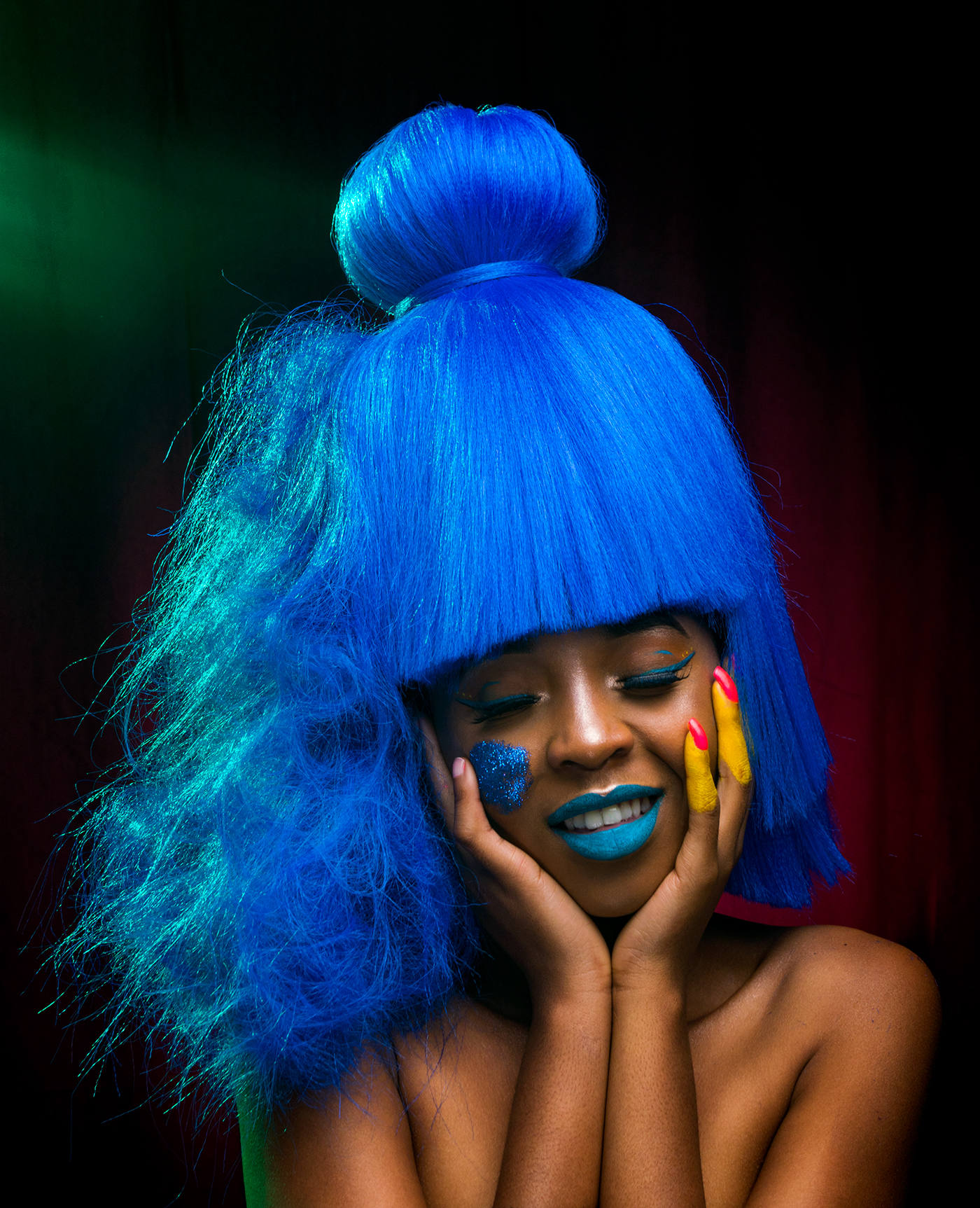 Creative Hair / фото Aggrey Ojiambo