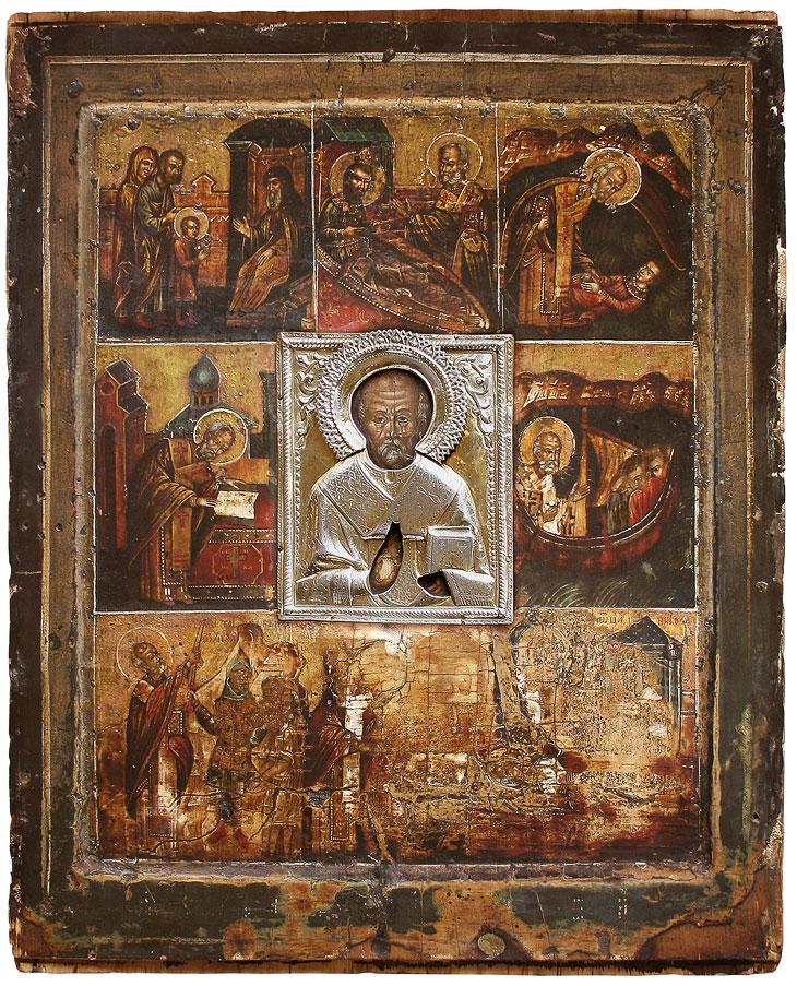 В этом году в Великорецком крестном ходе приняли участие около 35 000 паломников.