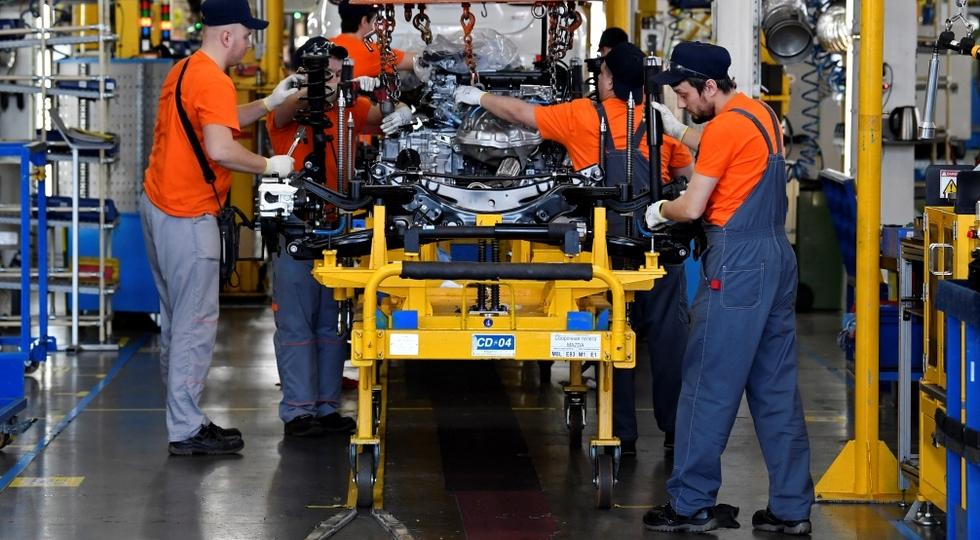 Напомним, летом этого года на заводе «Мазда Соллерс» стартовала сборка кроссовера Mazda CX-5 второй
