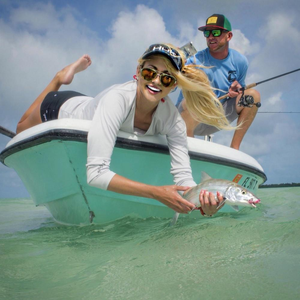 Доставайте ваши удочки - мы отправляемся на рыбалку!