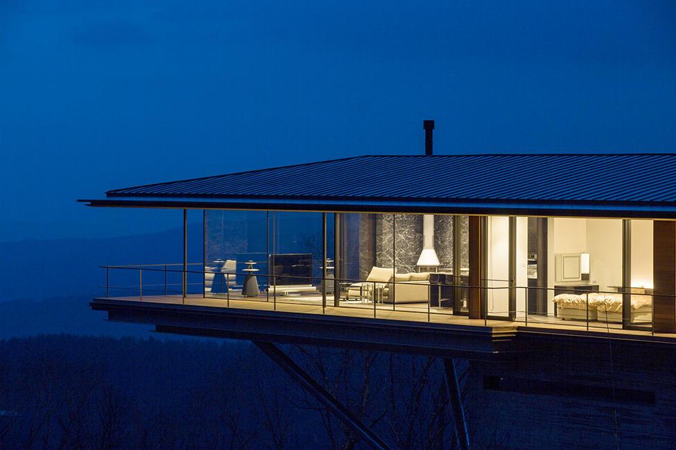 Дом в облаках от Kidosaki Architects Studio (27 фото)