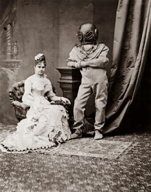 Ох уж эти странности из прошлого: подборка новых фото