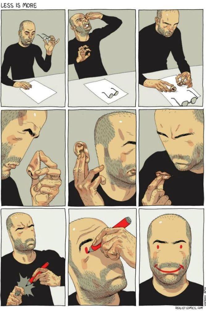 Иллюстрации израильского художника о реалиях нашей жизни, которые заставляют задуматься (19 фото)