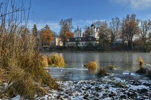 Река Вязёмка