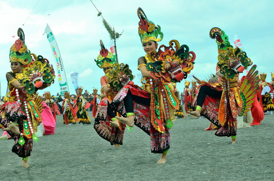 Яванский танец