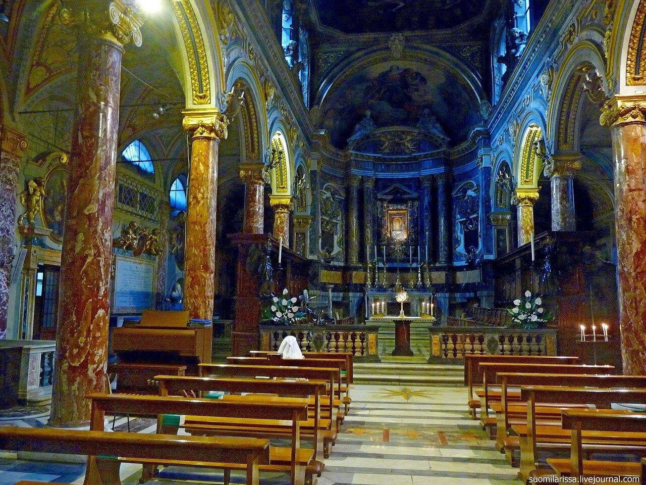 Chiesa  di Santa Maria in Via Lata  (14).jpg