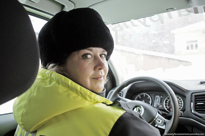 Дорожный патруль. Сущёвский вал. 06.02.18.01..jpg