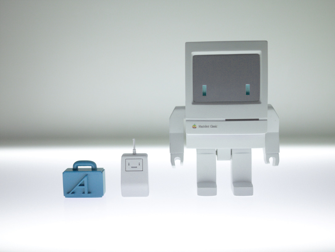 Cute Tribute to Apple's Macintosh (6 pics)
