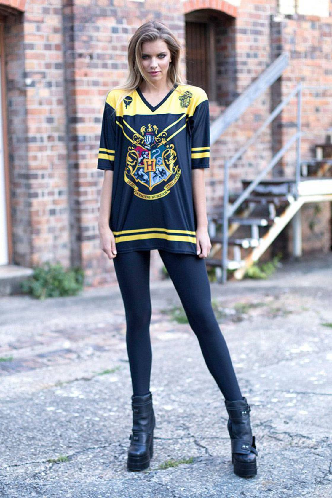 Harry Potter x Black Milk – A new collection for all the fans of the saga!