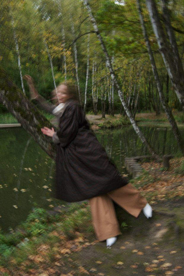 Coat: H&M Overcoat: Elagina Olga Pants: Massimo Dutti Shoes: MANGO Jewellery: Andres Gallard