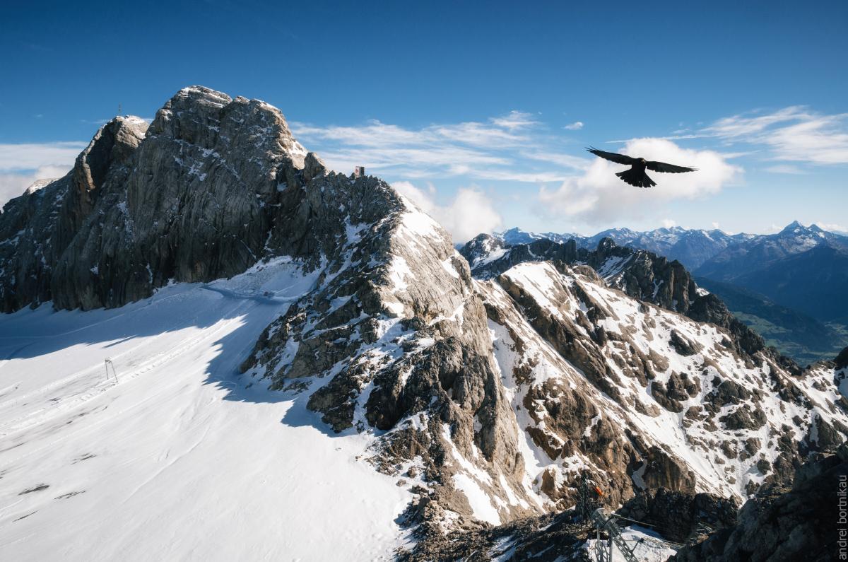 alpinexp, ледник Дахштайн, Австрия