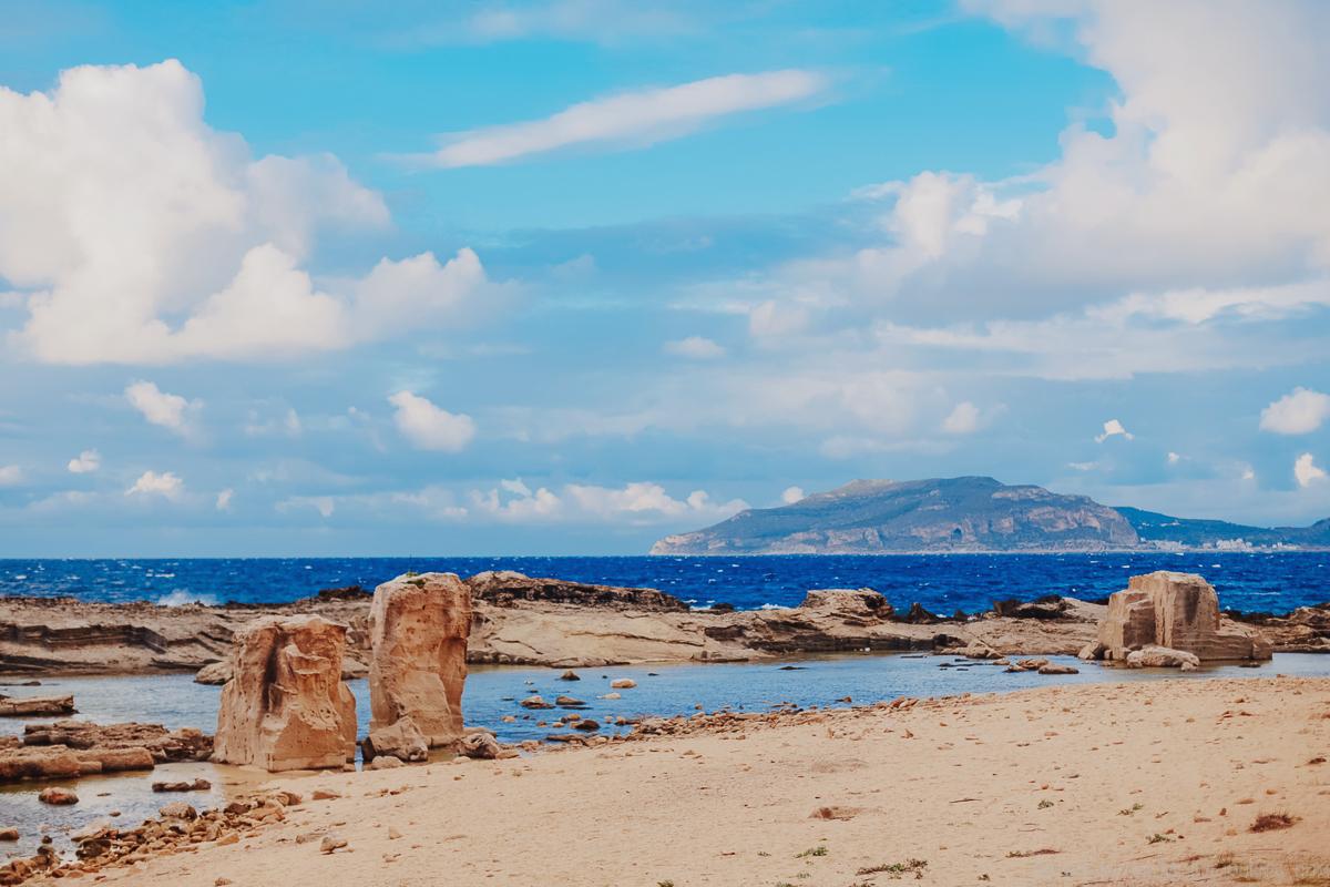 Италия: Эгадские острова. Остров Фавиньяна