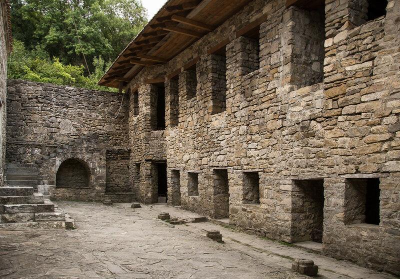 Братский корпус монастыря Сурб-Хач