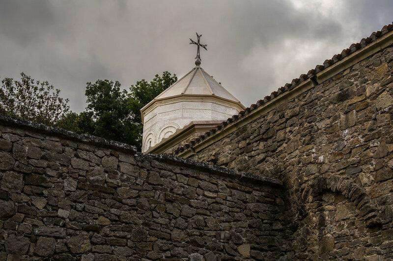 Купол церкви Церковь Сурб-Ншан