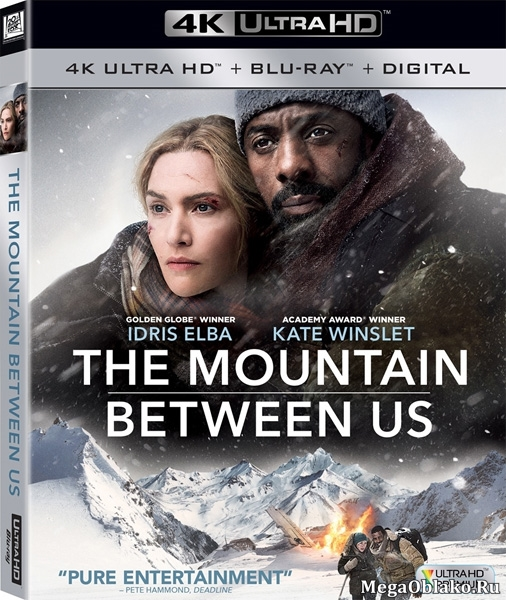 Между нами горы / The Mountain Between Us (2017) | UltraHD 4K 2160p