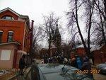 Паломническая поездка в храмы Клинского района 26.11.17