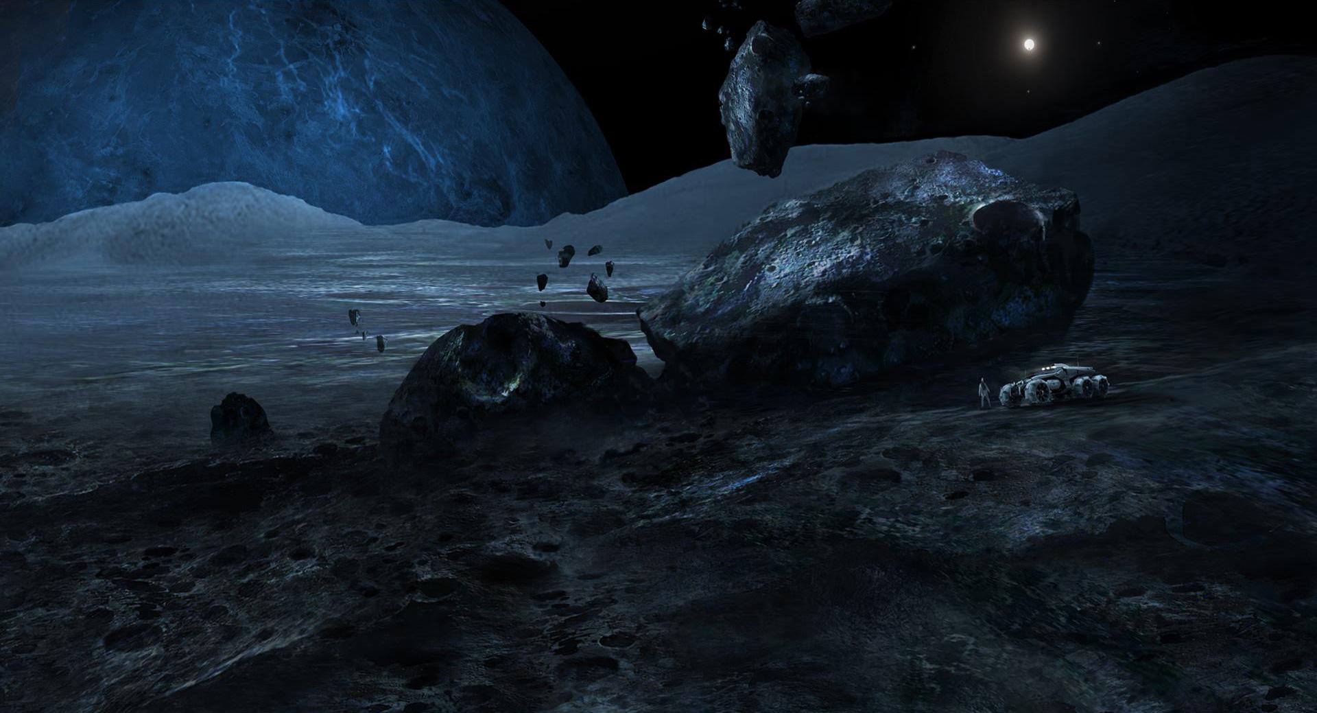 BioWare releases New Mass Effect 4 Concept Art