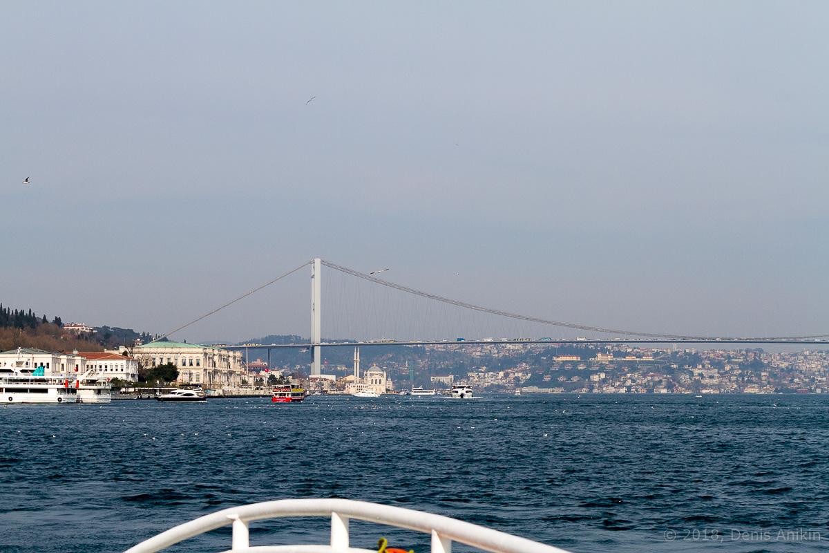 Босфорский мост фото 3