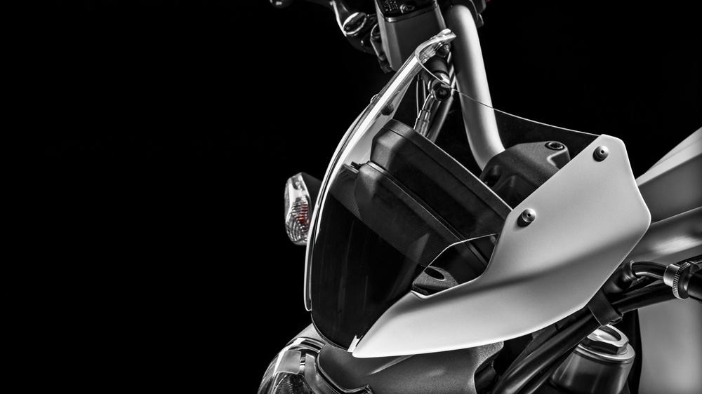 Нейкед Ducati Monster 797+ 2018