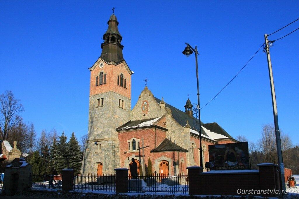 Бялка Татшаньска, Польша