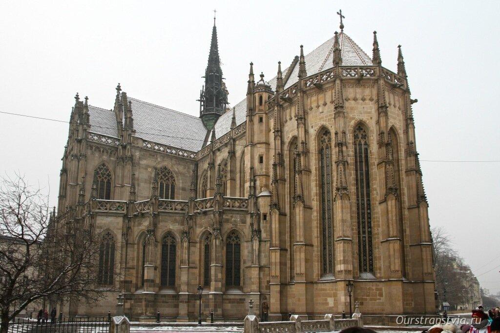 Кафедральный Собор Кошице в Словакии