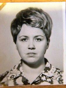 Ретро-фото из архива Марии Ульяновой (Шалаевой). (Подруга юности,Валя Потапова(Базарова)).jpg