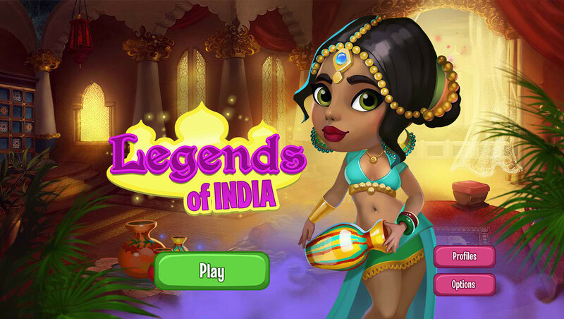 Legend of India