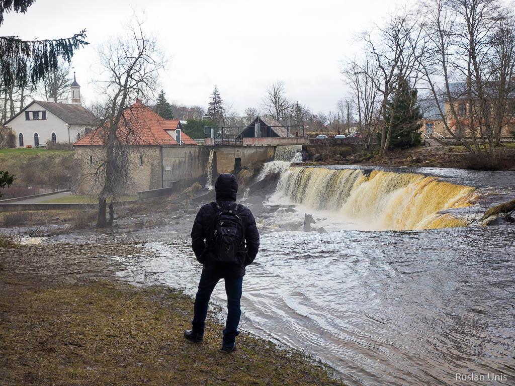 Водопад Кейла