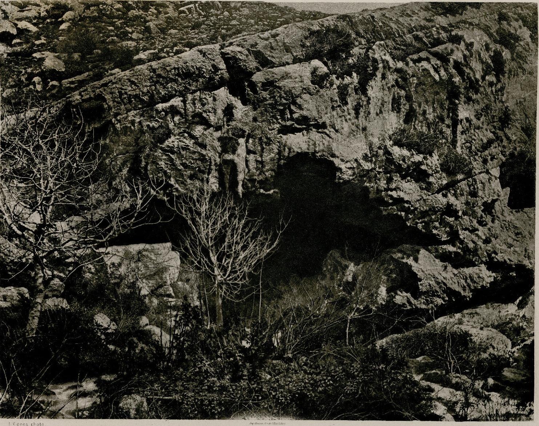 04. Нар-эль-Кэлб. Пещера выше источника