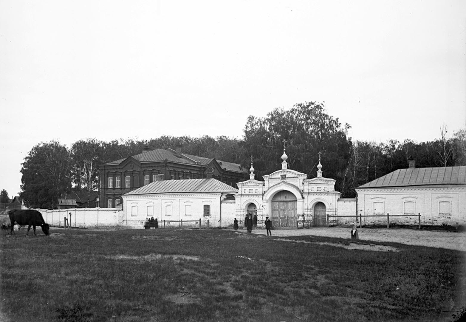 Старообрядческий скит. Городецкая часовня. 1894