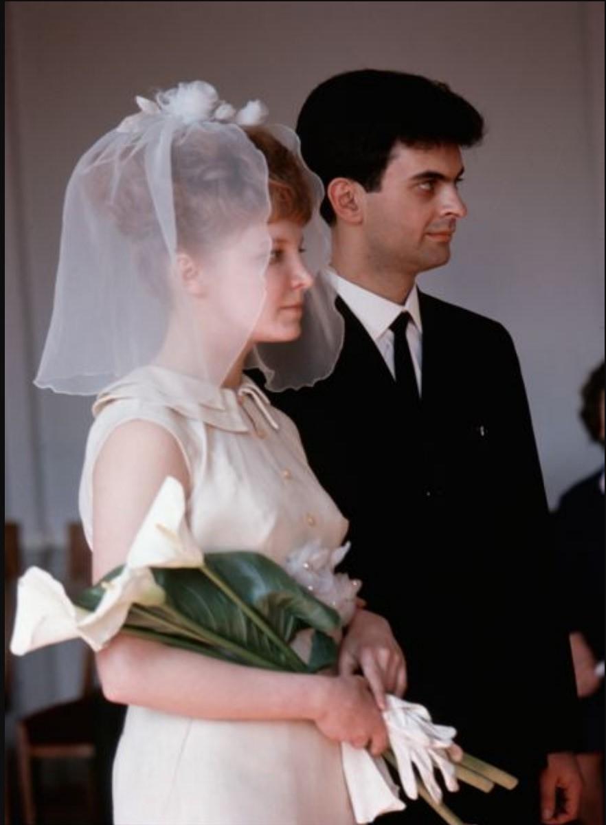 Ленинградский дворец бракосочетания. Регистрация брака