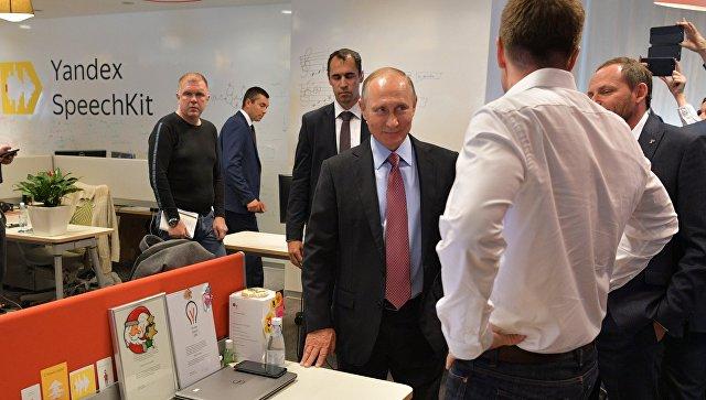 Путину рассказали, когда искусственный интеллект «съест» человеческий