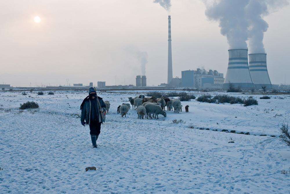 Жизнь уйгуров в фотопроекте Карлоса Спотторно