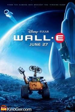 WALL-E - Der Letzte räumt die Erde auf (2008)