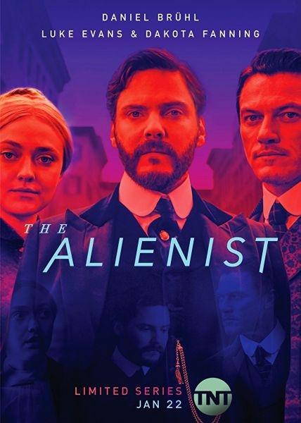 Алиенист (1 сезон: 1-4 серии из 10) / The Alienist / 2018 / ПД (Кубик в Кубе), СТ / WEB-DL (1080p)