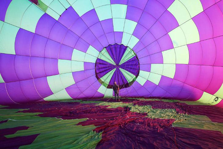 Фестиваль воздушных шаров в Италии (17 фото)