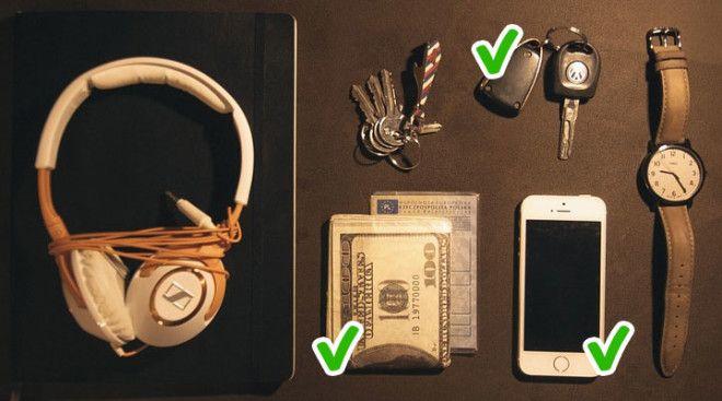 Всегда носите эти три вещи при себе. В случае опасности они могут помочь вам изменить ситуацию.